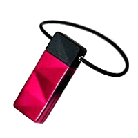 - A-DATA N702 8GB Flash Drive red