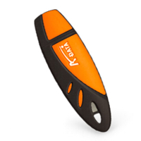 - A-DATA RB19 4GB USB orange