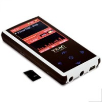 - TEAC MP3 player MP480 8GB Black